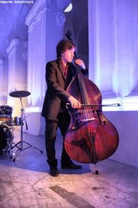 Umberto Lepore (bass, fretless, double bass)