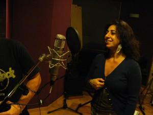 Caterina Pontrandolfo (vocals on tracks 5, 9, 13)