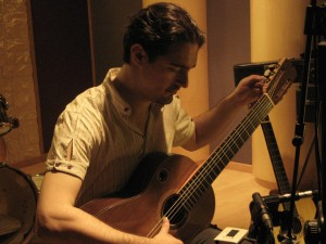 Backstage recording