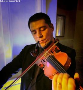 Alfredo Notarloberti (violin)