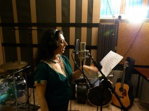 Caterina Pontrandolfo,(vocals)