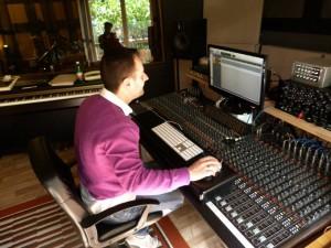 Claudio Esposito, (Guitars-Soundengineer)