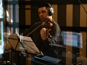 Edo Notarloberti, (violin)