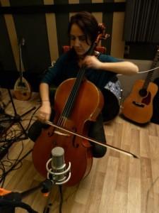 Manuela Albano, (cello)