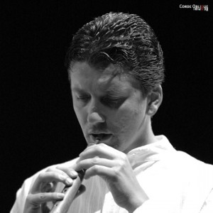 Francesco Perreca - Clarinettist on Ascesi