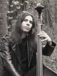Francesco Forgione - Contrabass on Flower bud