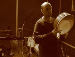 Francesco Paolo Manna - Zarb, daf, riq, italian tamburin, sheker, caxixi, bells, cajon, darbouka, frame drum