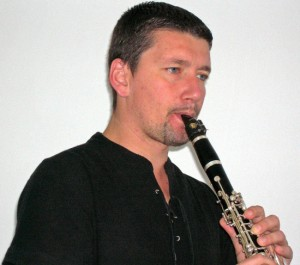 Franco Perreca - Clarinet on Piazza Armerina, Ciaramella on Amphiteatrum puteolanum