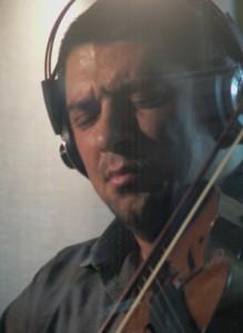 Alfredo Notarloberti - Violin