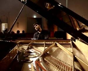 Eugenio Catone - Piano on La pioggia sui tasti